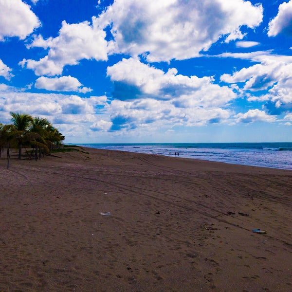 Photo Taken At Pochomil Beach Nicaragua By Sven R On 12 8 2016