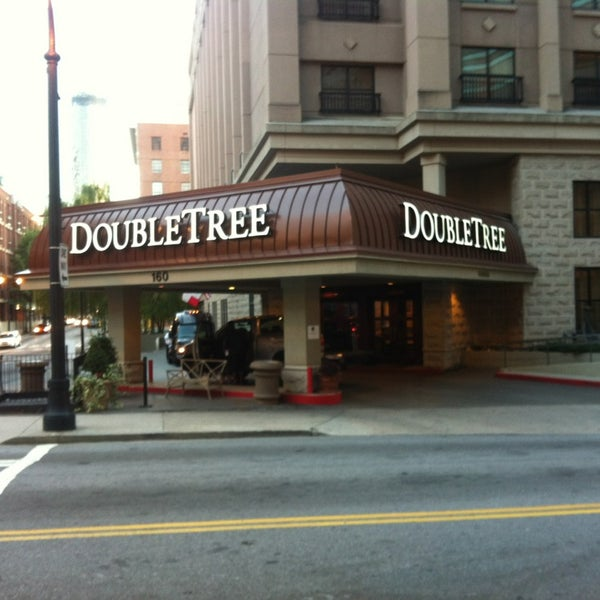 doubletree by hilton hotel atlanta downtown hotel in. Black Bedroom Furniture Sets. Home Design Ideas