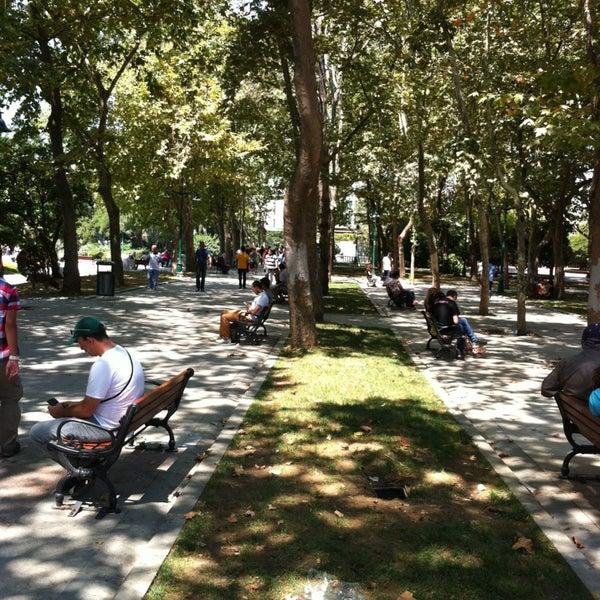 7/26/2013にMuslumがTaksim Gezi Parkıで撮った写真