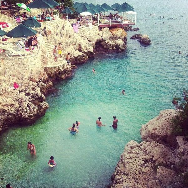 Küçük Çakıl Plajı - Kaş, Antalya