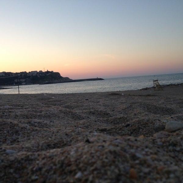6/9/2013 tarihinde Abdllhziyaretçi tarafından Karaburun Plajı'de çekilen fotoğraf