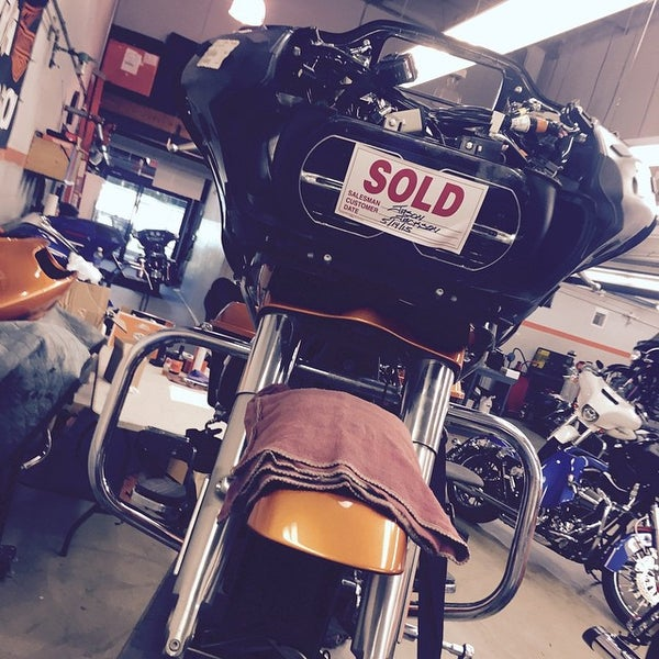 Photos At Bruce Rossmeyer S New Smyrna Harley Davidson 7 Tips