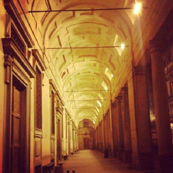 Photo taken at Uffizi Gallery by alsim on 1/1/2013