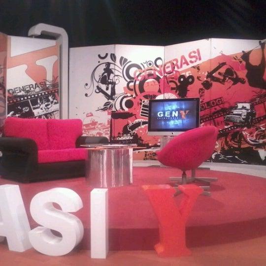 Photos at Studio. 1, Wisma TV, Angkasapuri - General Entertainment