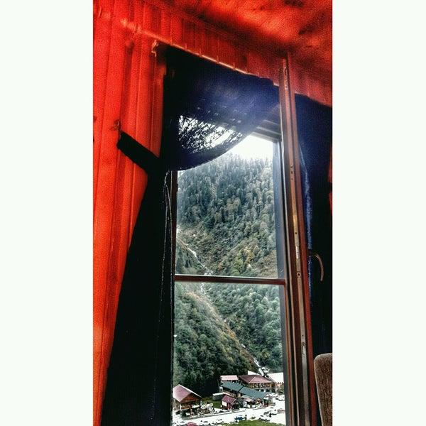 10/12/2016 tarihinde Hatice B.ziyaretçi tarafından Villa de Pelit Otel'de çekilen fotoğraf