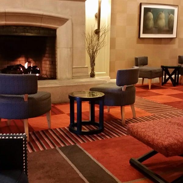Photo taken at Harbor Court Hotel by Kerry Grisham on 7/30/2017