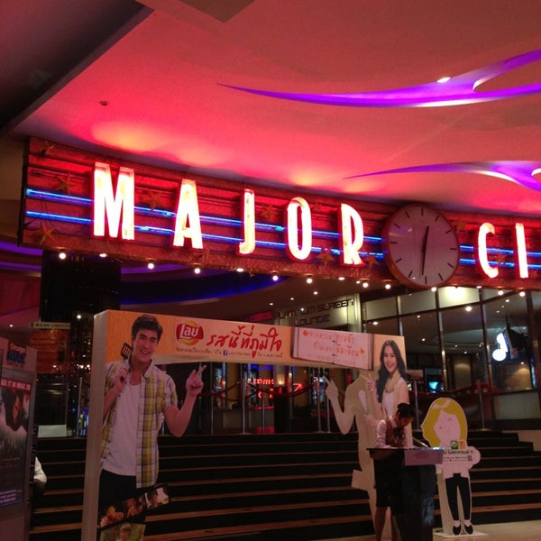Photo taken at Major Cineplex Ratchayothin by issada on 6/8/2013