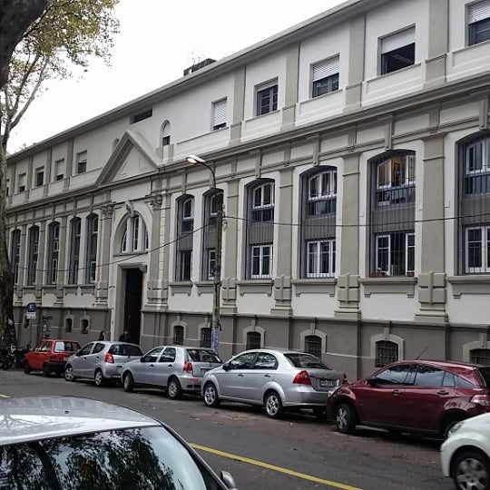Foto tomada en Facultad de Psicología - Udelar por Fabián S. el 5/15/2014