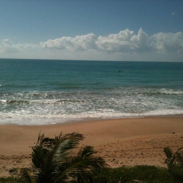 Foto tirada no(a) Praia Mirante da Sereia por Bruno em 1/31/2013
