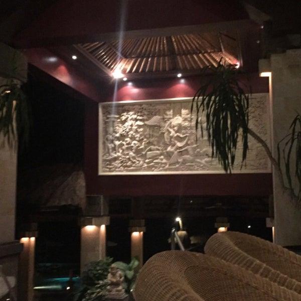 Photo taken at Viceroy Bali by Soma R. on 12/29/2015