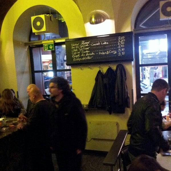 Das Foto wurde bei Café Daniel Moser von Berktan B. am 5/17/2014 aufgenommen