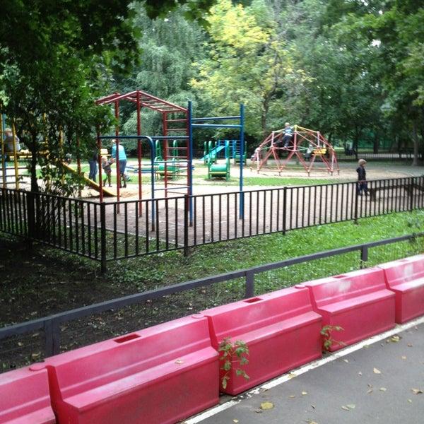 Снимок сделан в Щемиловский детский парк пользователем Андрей 9/2/2013