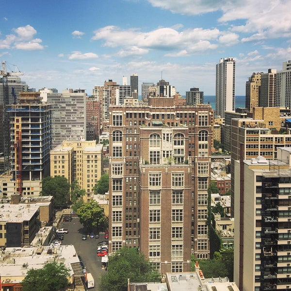 Thompson chicago hotel en gold coast for Gold coast chicago hotels