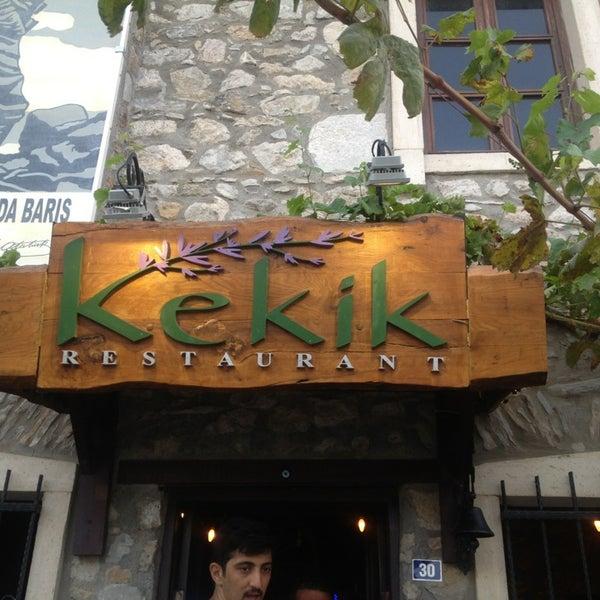 8/10/2013 tarihinde Ayten b.ziyaretçi tarafından Kekik Restaurant'de çekilen fotoğraf