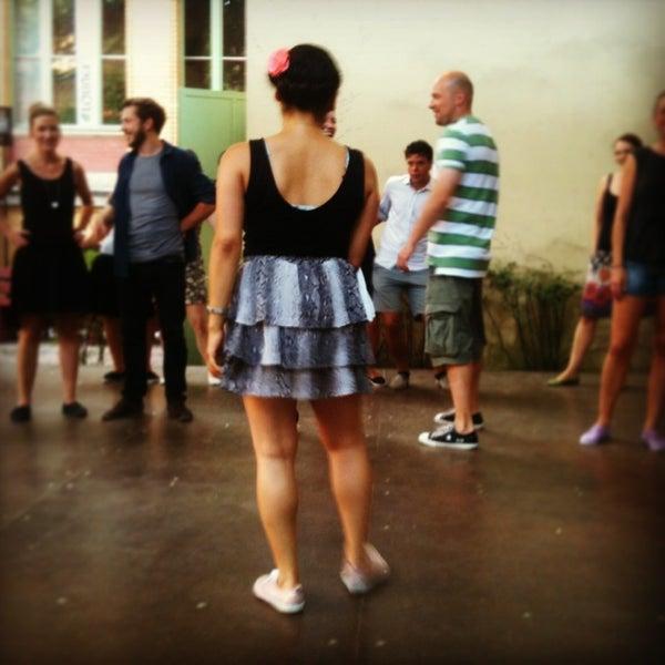 Das Foto wurde bei Frannz Club von Nina B. am 7/25/2013 aufgenommen