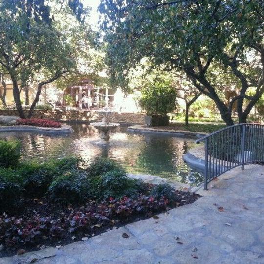 Photo taken at Langham Huntington Hotel by Romualdo Jose M. on 11/6/2012