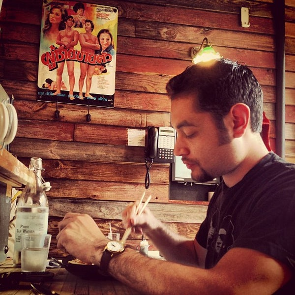 Foto tomada en Pure Thai Cookhouse por Ong A. el 5/12/2013