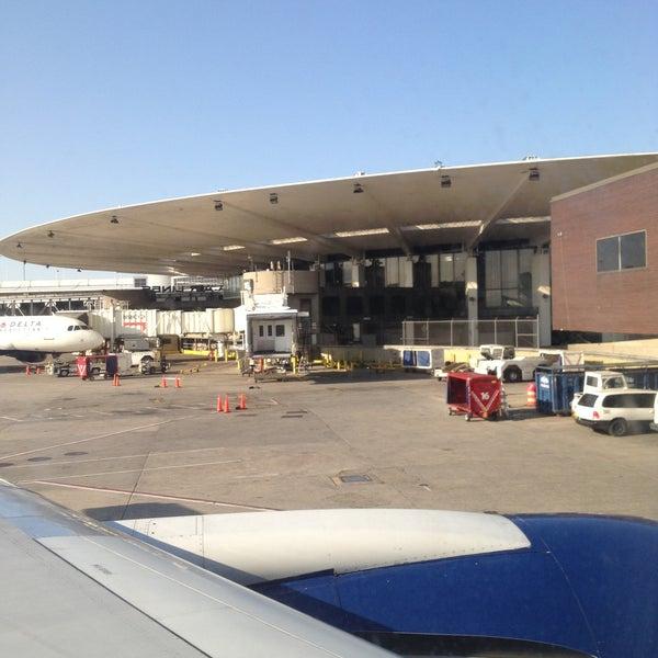 Photo taken at Terminal 3 by Lori D. on 4/22/2013