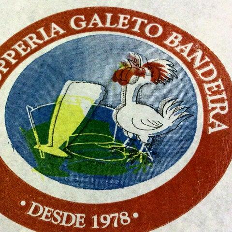 7/1/2013에 Amanda F.님이 Chopperia Galeto Bandeira에서 찍은 사진
