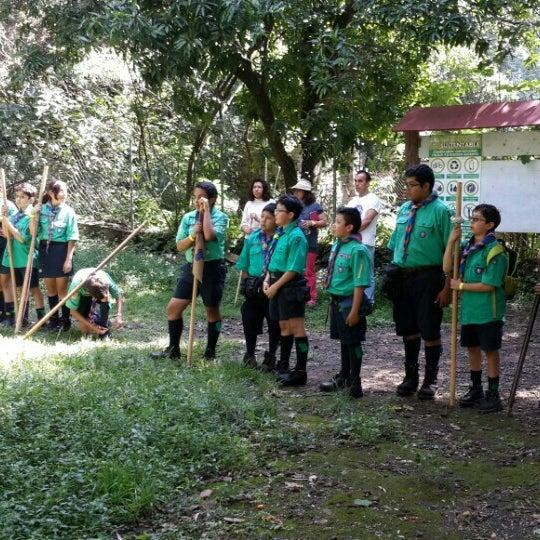 Foto tirada no(a) Campo Escuela Scout Meztitla por pepeguicho em 10/4/2015