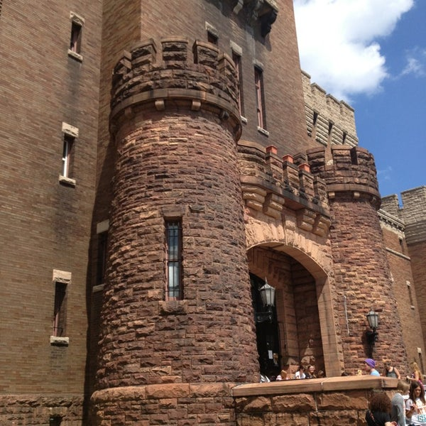 Photo taken at Main Street Armory by Allie F. on 8/17/2013