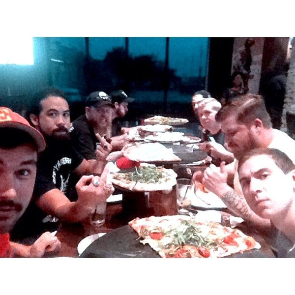 Photo taken at Tartini Pizzeria & Spaghetteria by J C. on 7/31/2014