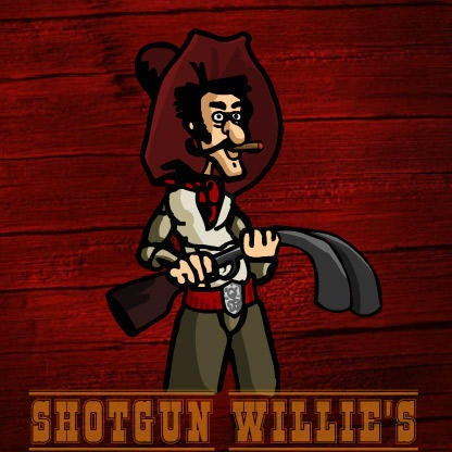 Photo taken at Shotgun Willie's by Shotgun Willie's on 4/16/2015