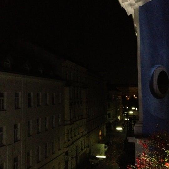Das Foto wurde bei Hotel Urania von Dmitry F. am 10/18/2012 aufgenommen