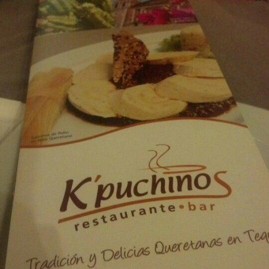 Foto tomada en Kpuchinos por Jorge el 11/3/2012