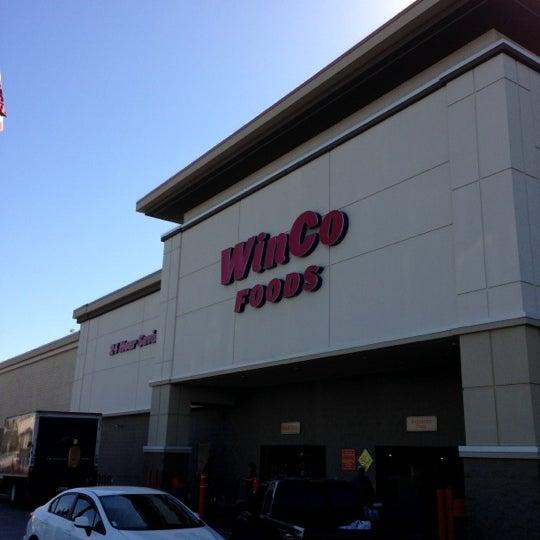 Winco Foods Lakewood Hours
