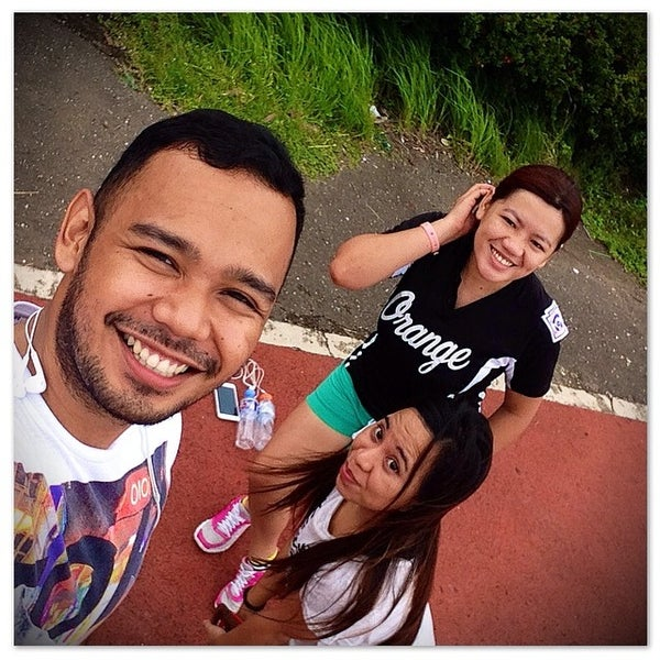 Photo taken at Iloilo Sports Complex by Jeffrey T. on 8/4/2014