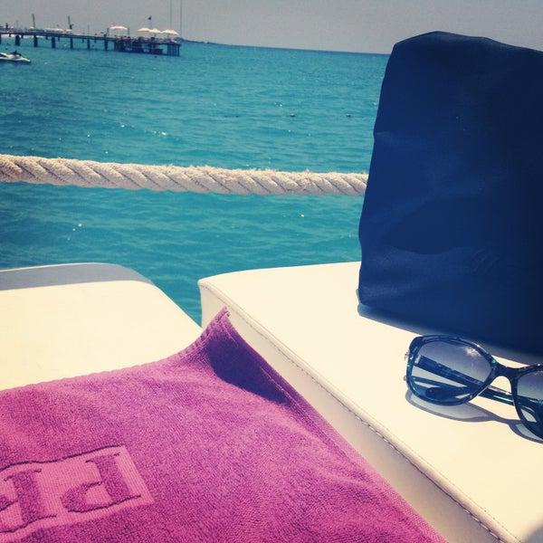6/17/2013에 Öykü E.님이 Q Premium Resort Hotel Alanya에서 찍은 사진