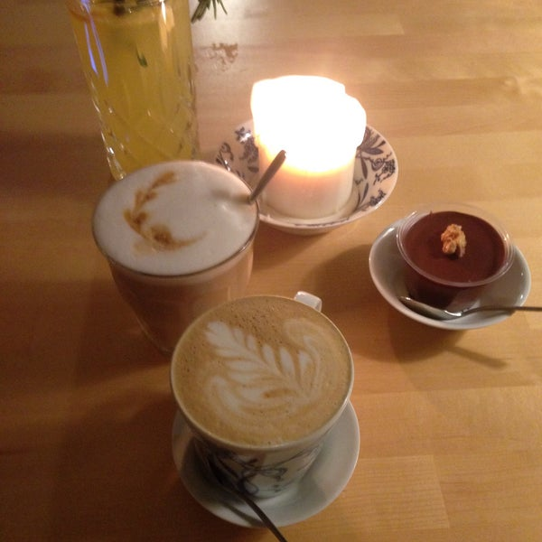 Cool interiour, best coffe place in Liberec.