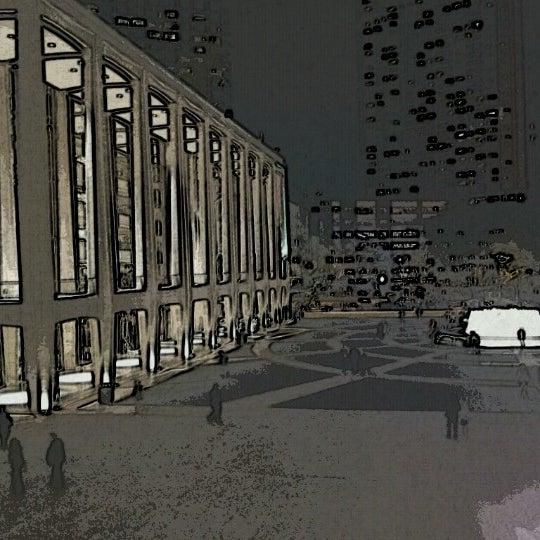 10/2/2012にAndrew G.がLincoln Center for the Performing Artsで撮った写真