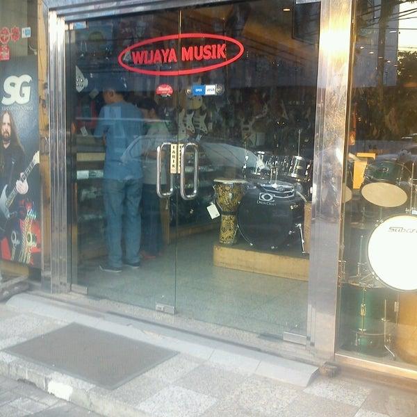 Wijaya Musik - Music Store in Blok M