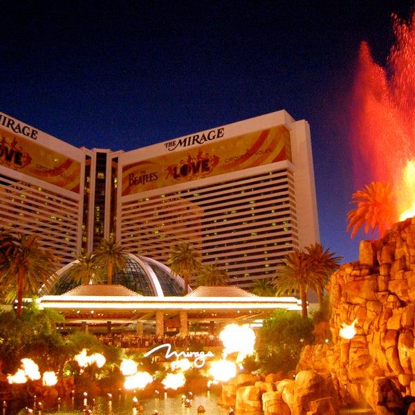 Mirage Las Vegas Streifen