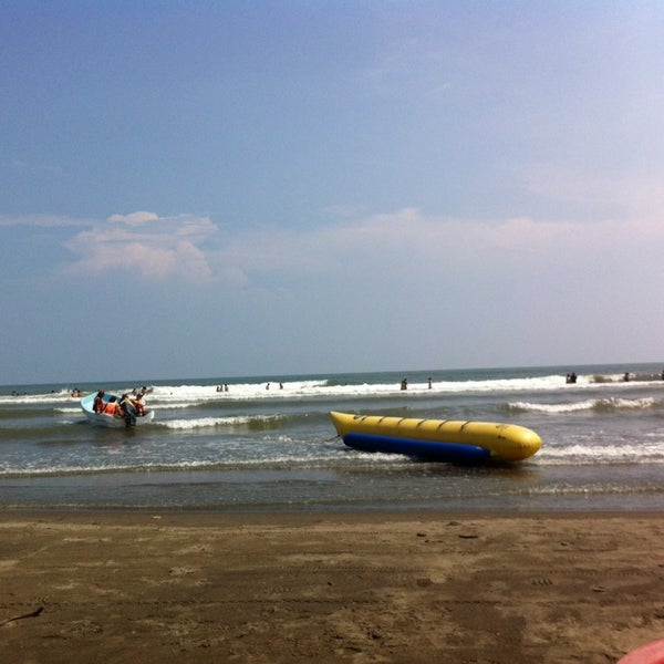 Buen clima y buena compañía q más puedes pedir sol, arena y mar