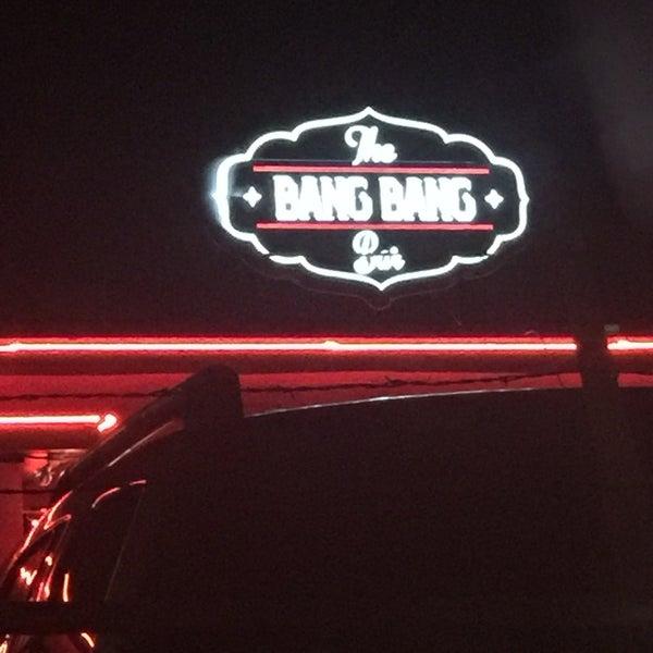 The Bang Bang Bar San Antonio Tx