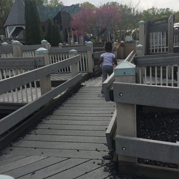 Photo taken at Annie's Playground by Jennifer H. on 4/23/2017