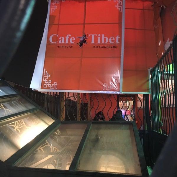 Photo taken at Cafe Tibet by Jennifer H. on 1/21/2017