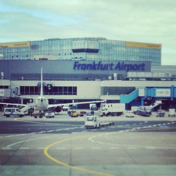 Das Foto wurde bei Frankfurt Airport (FRA) von Chris am 6/30/2013 aufgenommen