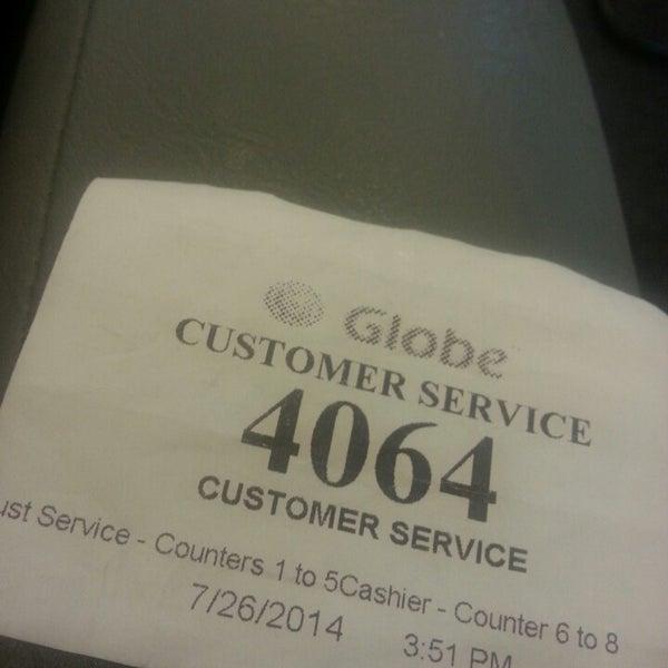 Photo taken at Globe Business Center by Nezel Kristi on 7/26/2014
