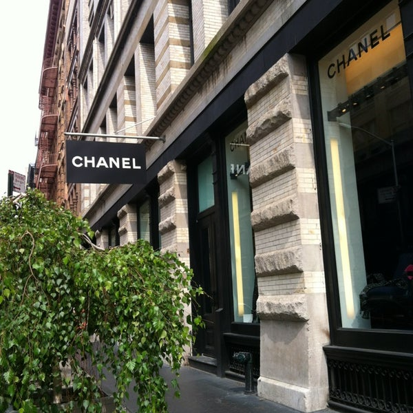 Photo taken at CHANEL by Vanessa N. on 9/1/2013