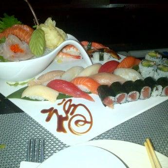 Photo taken at Jacky's Galaxie & Sushi Bar by Alexandra C. on 9/14/2012