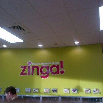 Photo taken at Zinga by Darius G. on 11/14/2011