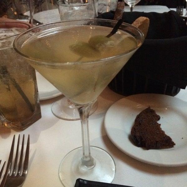 Photo taken at Al Biernat's Prime Steak & Seafood by Carrie on 8/28/2014