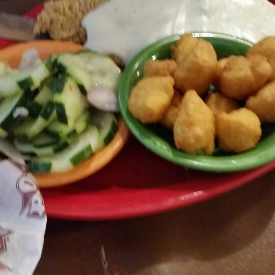 Photo taken at Our Place Restaurant by Amanda A. on 8/17/2014