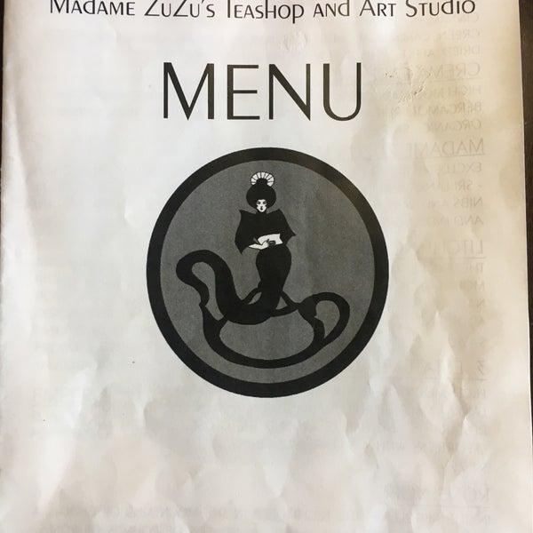 Foto scattata a Madame Zuzu's Tea House da Ulises il 9/2/2017