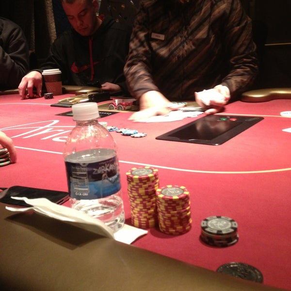 ARIA High Limits Poker Room - The Strip - 9 tips