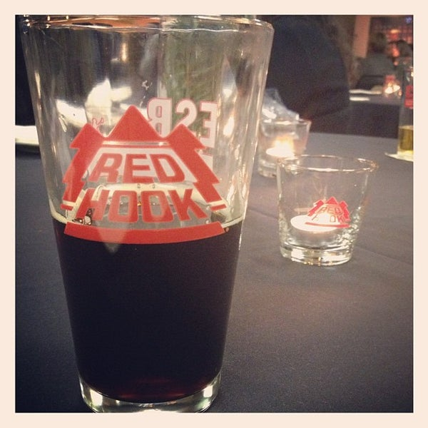 Photo taken at Redhook Brewery by Ashley H. on 12/7/2012